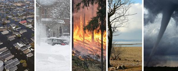 Klimaatprobleem | Oplossingen tegen tornado's en natuurrampen